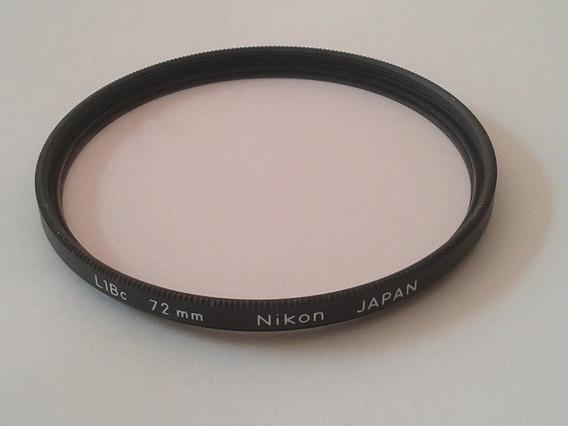 Filtro Nikon L1bc Skylight 72mm