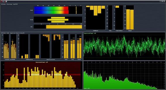 Processador De Áudio Omnia 9xe Hd Web Rádio