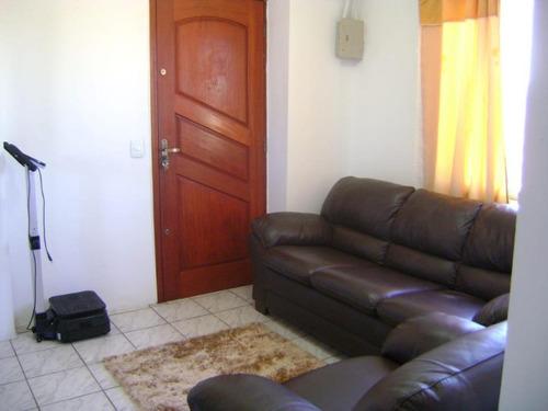 Apartamento À Venda, 50 M² Por R$ 240.000,00 - Vila Nivi - São Paulo/sp - Ap8922