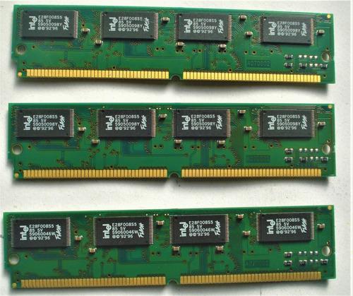 Memoria 3 Plaquetas Antiguas 07002 W1199