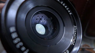 Paximat 2,8 F 35 Montura Konica,ideal Filmacion. Impecable!