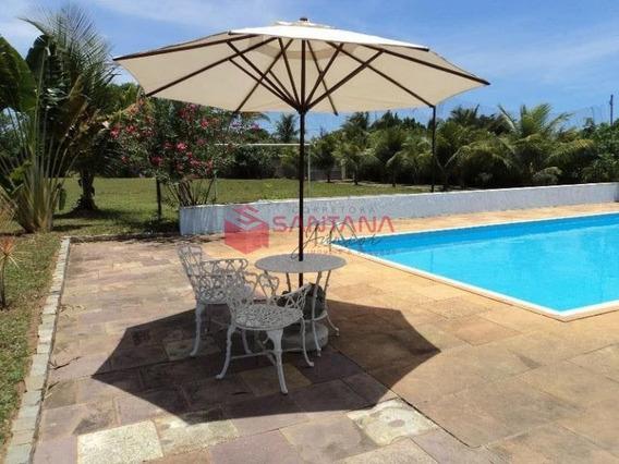 Casa Com Piscina Nas Quintas Do Picuaia, Lauro De Freitas. - 93150205