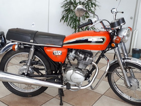 Honda Cg 125 1977 Raridade