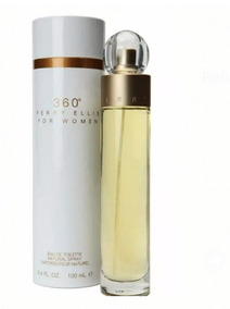 Perfume 360 Perry Ellis Mujer Original 100 Ml