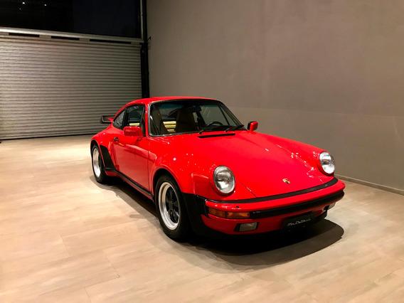 Porsche 911 Turbo 1986