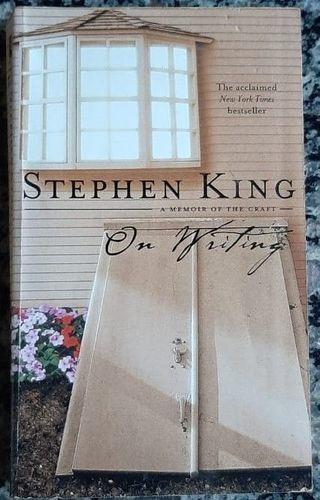 Livro On Writing Stephen King