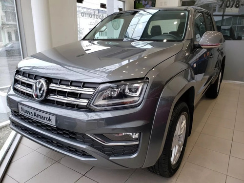 Volkswagen Amarok 2.0 Highline 4x2 Automatica 2021 0km Vw 17
