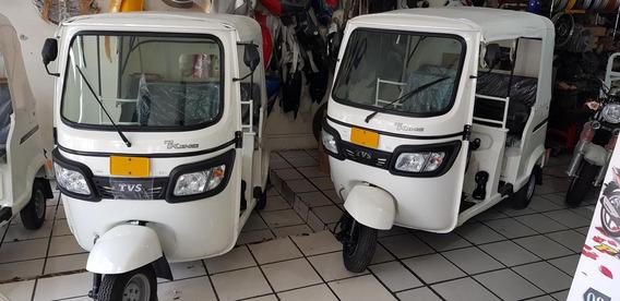 Tvs King Indu 2020 De Pasajeros Motor 200 Kawasaki No Chino