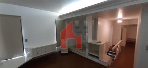 Imagem 1 de 9 de Apartamento Duplex À Venda, 75 M² Por R$ 900.000,00 - Itaim Bibi - São Paulo/sp - Ad0020