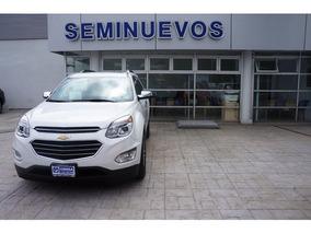 Chevrolet Equinox Premier Paq. F 2017 Seminuevos