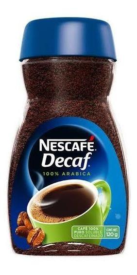 Nescafe - Decaf 120gr - (1)
