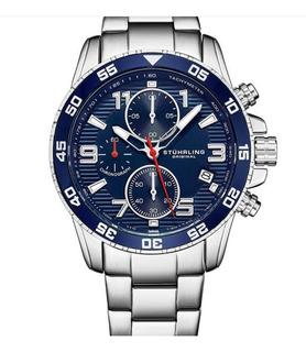 Reloj Stührling Original Quartz Collection Mónaco 42mm