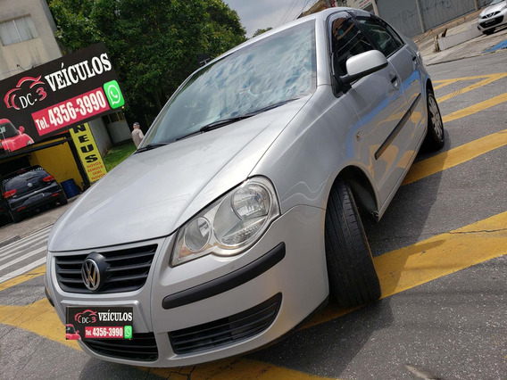 Vw Polo Sedan 1.6 Mi Total Flex - Completo - Perfeito Estado