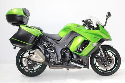 Kawasaki Ninja 1000 Tourer Abs 2015 Verde