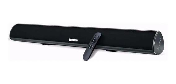 Caixa De Som Tv Soundbar 120w Bluetooth Tomate Mts-2016 Plus