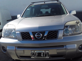 Nissan X-trail 4x4 At 165000 Km Impecable!!plata 5ptas