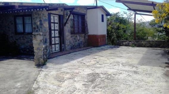 Casa En Venta El Manzano Lara Rahco