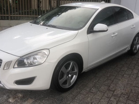 Vendo S60 1.6 Turbo 180 Hp Km 85 Mil Branco Int. Bege