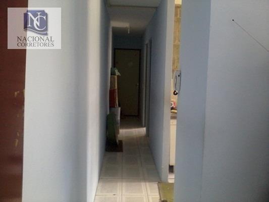 Apartamento Com 2 Dormitórios À Venda, 45 M² Por R$ 180.000 - Jardim Das Maravilhas - Santo André/sp - Ap2443