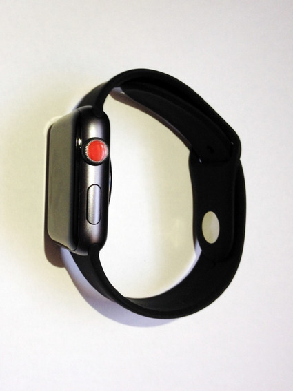 Apple Watch 16gb Serie 3 42mm Aluminium Cinza Espacial