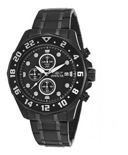 Reloj De Hombre Invicta 15945 Cronómetro Sumergible Garantía