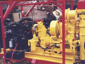 Maquinaria De Construcción Perforadoras Longyear 34