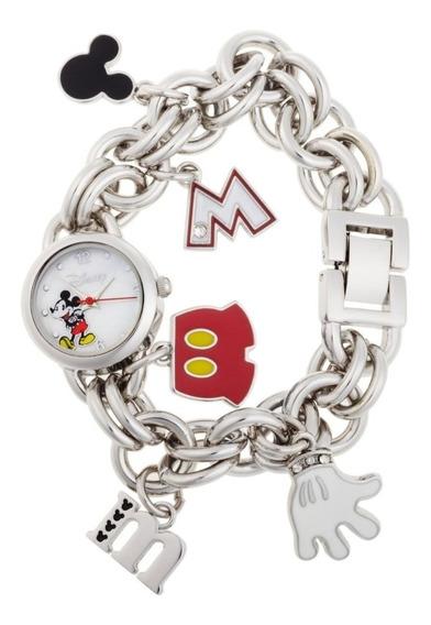Reloj Para Mujeres 100% Original Disney Mk2066 Vv4