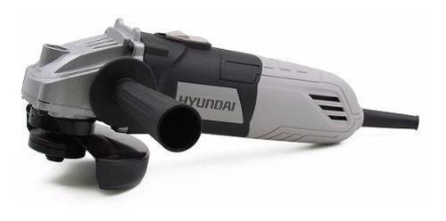 Amoladora Angular Hyundai 600w Disco 115mm 019-6010 - Sti