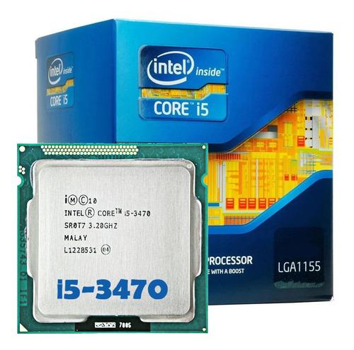 Imagem 1 de 4 de Processador Gamer Intel Core I5-3470 3.2ghz 4 Núcleos