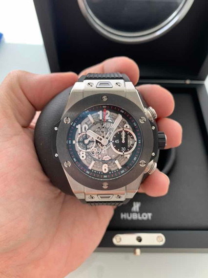 Hublot Big Bang Titanium Unico 45mm Chronograph Flyback