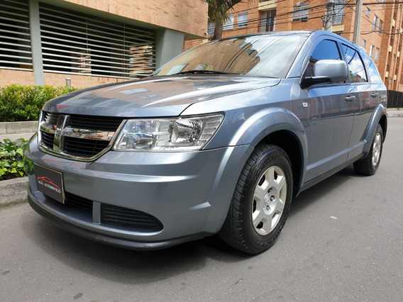 Dodge Journey Se 2.400cc A/t C/a 2010