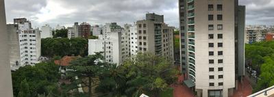 Hermoso Apartamento Con Mucho Sol Y Naturaleza En Pocitos