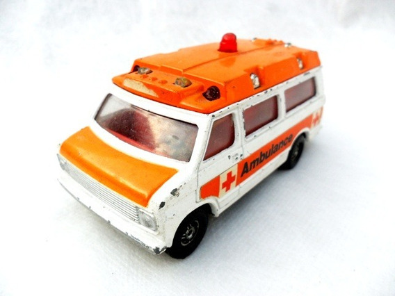 Miniatura Corgi Chevrolet Van 12 Cm Nz-35