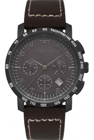Relógio Technos Masculino Skymaster 6s20ab/2p