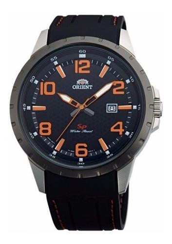 Reloj Orient Hombre Goma Fumg3004bo Original