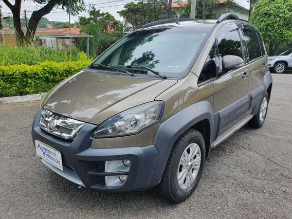 Fiat Idea Adventure 1.8 Flex Completo Com Couro 64 Mkm 2012