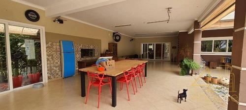 Imagem 1 de 18 de Casa Com 4 Dormitórios À Venda, 508 M² Por R$ 1.790.000,00 - Residencial Primavera - Salto/sp - Ca0538