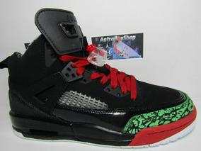 Jordan Spizike Black Green Edition (25 Mex) Astroboyshop