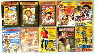 Mazzaropi - 10 Filmes Dvd Original - Novo Lacrado