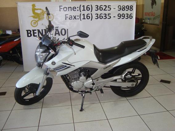 Yamaha Ys Fazer 250 Limited Edition Branco 2015