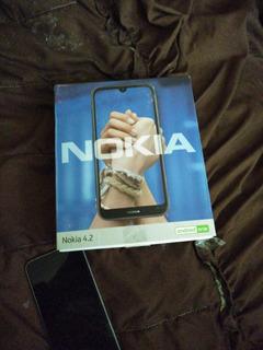 Nokia 4.2 32gb/ 3g Nfc Negro En Excelente Estado