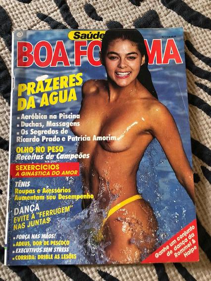 Boa Forma 87 Katia Lopes Gata Da Playboy Yoga Fabiana Escara