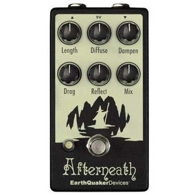 Pedal Earthquaker Devices Afterneath Otherworldy Reverb V2