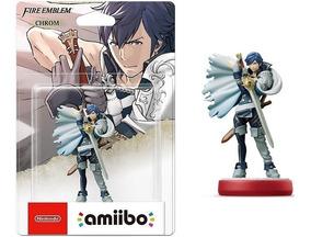 Amiibo Chrom Fire Emblem Lacrado Original Nintendo