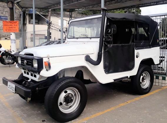 Toyota Bandeirante 1995 Capota De Lona