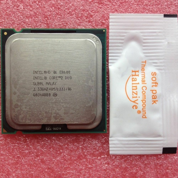 Procesador Intel Core 2 Duo E8600