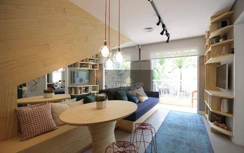 Apartamento À Venda, 32 M² Por R$ 352.000,00 - Bela Vista - São Paulo/sp - Ap26553