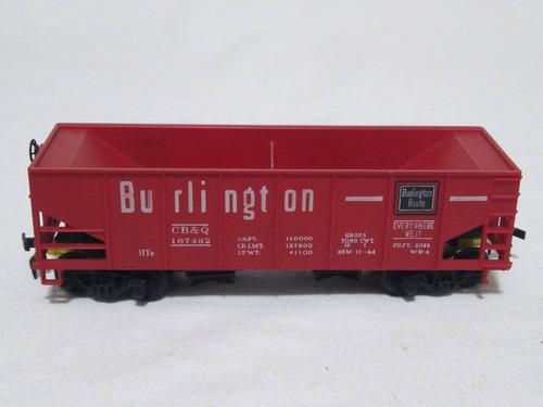 Imagen 1 de 10 de Nico Tolva Corta S/carga Burlington Route Mantua H0 (vct 08)