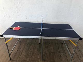 Mesa De Ping Pong Infantil Como Nueva