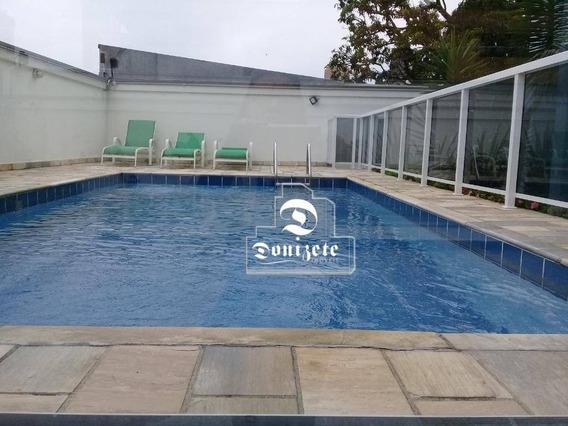 Apartamento Com 2 Dormitórios À Venda, 68 M² Por R$ 480.000,10 - Jardim - Santo André/sp - Ap9769